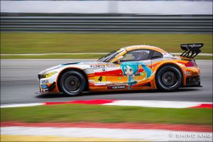 Super GT 2012 - 04 by shiroang