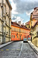 Praha by daily-telegraph