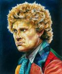 6th Doctor by EatToast