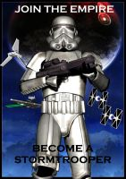 Join the Galactic Empire by Colonel-Azzameen
