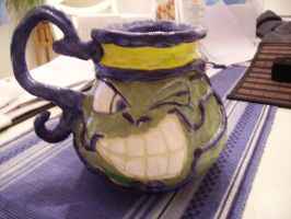 Toon Pot Of Greed by Limpurtikles