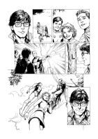 Action Comics 863 pg21 by JulienHB