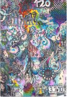 Psychodelic Inception by alyssinelysium