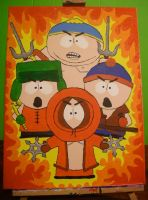 South Park by cosmicstardust