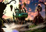 Alice and the 20th realm by Asthenot