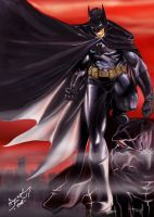 the batman by nathan18