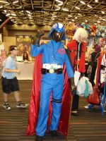 Cobra Commander by aquaboysteve