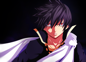 Zeref - Fairy Tail 340 by MarionSama