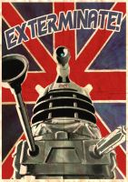 EXTERMINATE! by LordHart