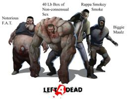 L4D Rappers by BeetisMan