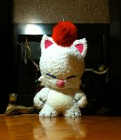 Mog The Mega Munny Moogle by mesmithy