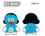 The 90's Are All That 2015 Munny: Oggy by Tommypezmaster