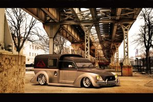 CITROEN ACADIANE CUSTOM by ROOF01