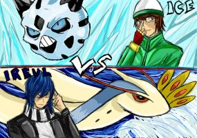 Ice vs Ireul by Obscuratio
