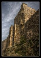 Carrickfergus Castle 2 by Isyala