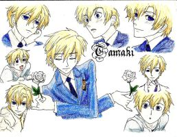 Tamaki by ollyzilla