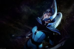 DotA 2 - Luna - On the hunt! by MilliganVick
