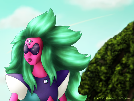 Alexandrite-Gift by GreekStyle