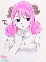 Aries - Fairy Tail by thedarksoldier444