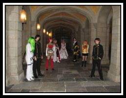 Code Geass Group by X-VelvetRainDrops-X