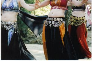 Belly Dancing by Nallely