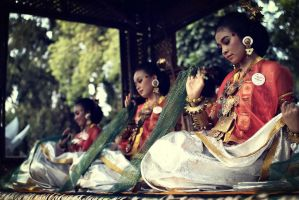 Dance of West Sulawesi by dansmant
