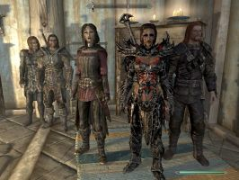 TES5 Skyrim RP group by Zero-G-Raven