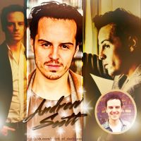Andrew Scott by SpiritusChaos