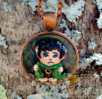 Frodo Pendant by Comsical