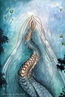 A journey in shallow waters by Saraais