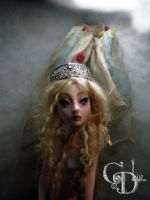 Rapunzel Ball jointed doll C by cdlitestudio