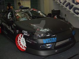 Nissan Silvia Drfit Car by EvilCatMitzy