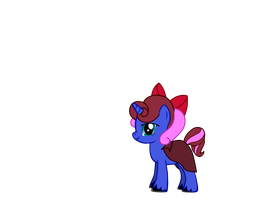 Princess Blueberry Silverlight  (filly)* by Keithsterling