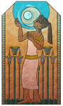 around the world -Ancient Egypt by enjuvarue