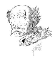 Character Debate - Makarov Dreyar by passion00