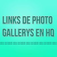 Links De Galerias De Famosos En HQ by DarleEditions