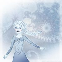 frozen fractals all around by Loony-Lucy