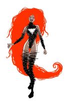 Dark Phoenix by The-Mirrorball-Man