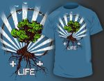 LIFE, the Shirt by christians