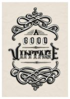 A Good Vintage by Simanion
