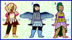 Adoptables Set 1 (OPEN) price reduced by Miniboo118