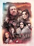 Game of Thrones: House Stark by turk1672