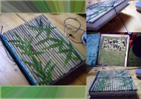 Uni-Project -Handmade Books- by Taleea