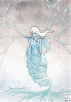 Water Within, The Undine by artemiscrow