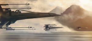 XWing by Art-by-Smitty