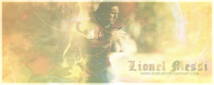 MeSsI sig in photofiltre by DubleD