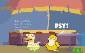 Duck and Psyduck are cousins by moon18