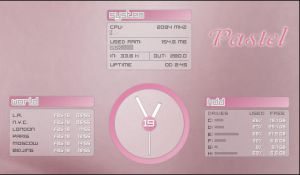 Pastel Rainmeter by Nylons