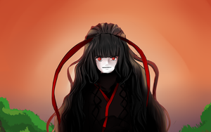 Azami by Sleepinginwonderland