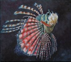 Lionfish by mbeckett